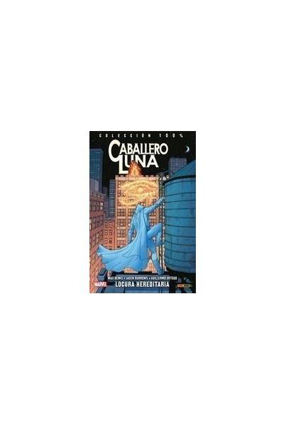 CABALLERO LUNA 07: LOCURA HEREDITARIA