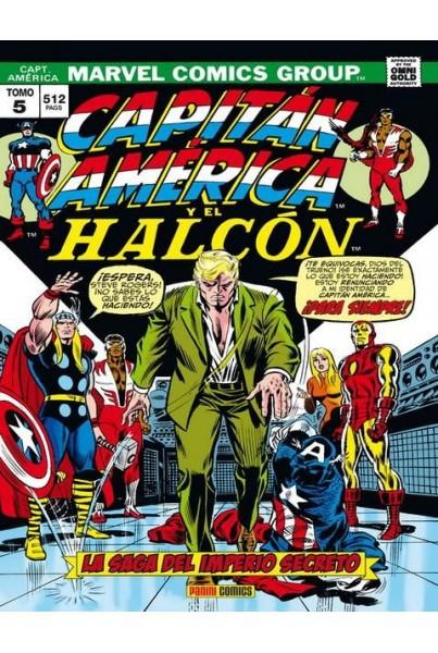CAPITAN AMERICA Y EL HALCON 05. LA SAGA DEL IMPERI