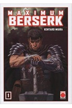 BERSERK MAXIMUM #01