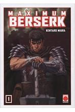 BERSERK MAXIMUM #01