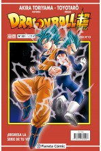 DRAGON BALL SUPER #10 SERIE ROJA 221