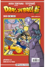 DRAGON BALL SUPER #09 SERIE ROJA 220