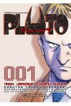 PLUTO #01 (DE 8)