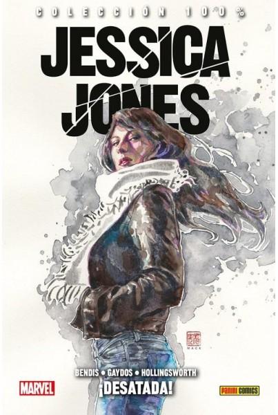 JESSICA JONES 01. ¡DESATADA!