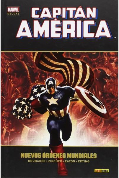 CAPITÁN AMÉRICA #15: NUEVOS ÓRDENES MUNDIALES