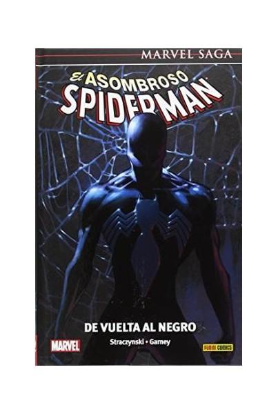 EL ASOMBROSO SPIDERMAN #12: DE VUELTA AL NEGRO