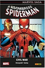 EL ASOMBROSO SPIDERMAN #11: CIVIL WAR