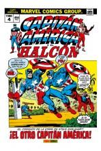 CAPITÁN AMÉRICA Y EL HALCÓN #04: ¡EL OTRO CAPITAN AMERICA!