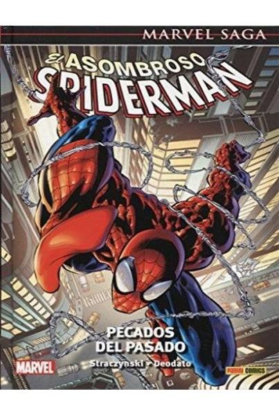EL ASOMBROSO SPIDERMAN #06: PECADOS DEL PASADO
