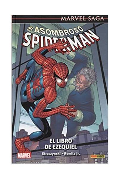 EL ASOMBROSO SPIDERMAN #05: EL LIBRO DE EZEQUIEL