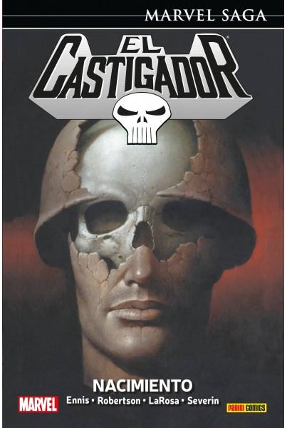 EL CASTIGADOR #01: NACIMIENTO