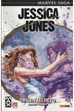 JESSICA JONES #04: ORIGEN SECRETO