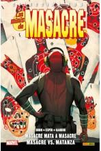 LAS MINIS DE MASACRE #03: MASACRE MATA A MASACRE / MASACRE VS MATANZA