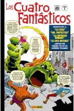 LOS CUATRO FANTÁSTICOS #01: GÉNESIS