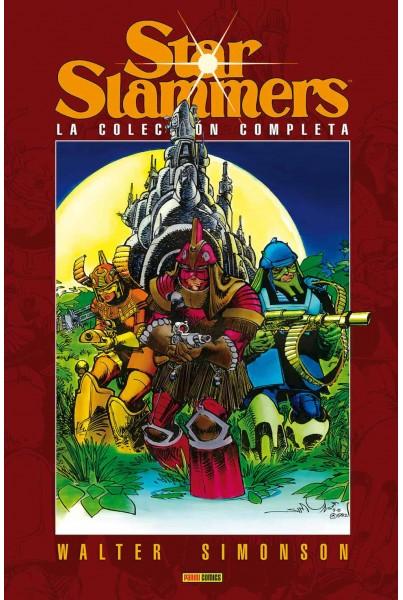 STAR SLAMMERS (WALTER SIMONSON)