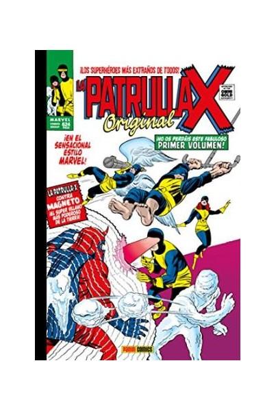LA PATRULLA-X ORIGINAL 01. ORIGENES  (MARVEL GOLD)