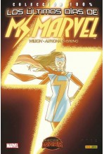 MS. MARVEL #03: LOS ULTIMOS DIAS (SECRET WARS)