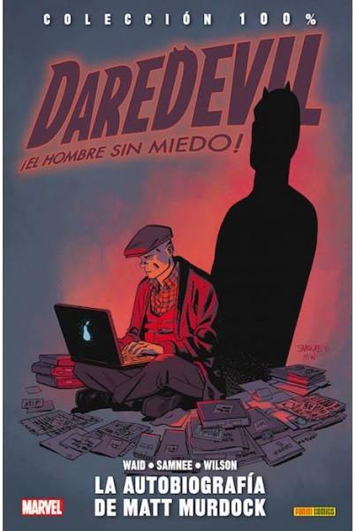 DAREDEVIL, EL HOMBRE SIN MIEDO #08: LA AUTOBIOGRAFÍA DE MATT MURDOCK