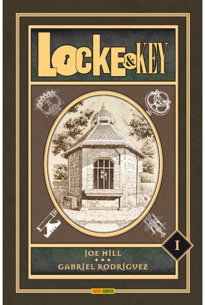 LOCKE AND KEY OMNIBUS #01