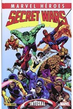 SECRET WARS INTEGRAL