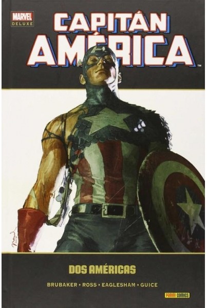 CAPITAN AMERICA 11. DOS AMERICAS  (MARVEL DELUXE)