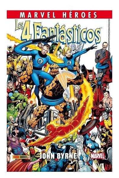 LOS 4 FANTÁSTICOS DE JOHN BYRNE #01
