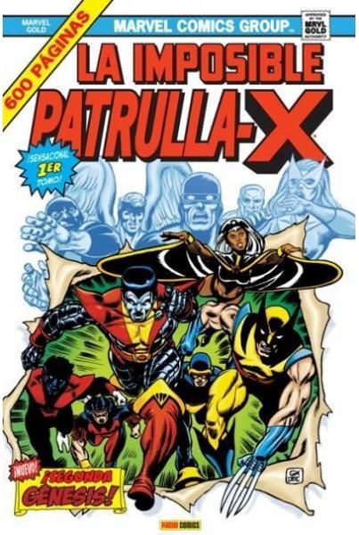 LA IMPOSIBLE PATRULLA-X #01: ¡SEGUNDA GENÉSIS!