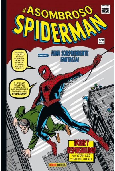 EL ASOMBROSO SPIDERMAN #01: ¡PODER Y RESPONSABILIDAD!