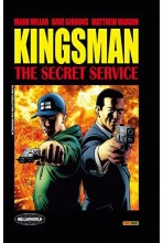 KINGSMAN. THE SECRET SERVICE 01