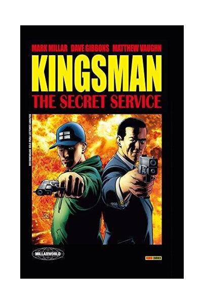KINGSMAN. THE SECRET SERVICE 01