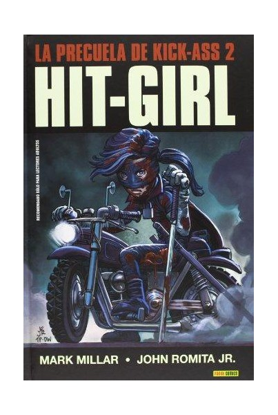 KICK ASS #02 PRELUDIO: HIT-GIRL