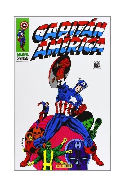 CAPITAN AMÉRICA #02: EL HOMBRE BAJO LA MÁSCARA