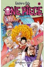ONE PIECE #80: EL ANUNCIO DEL COMIENZO
