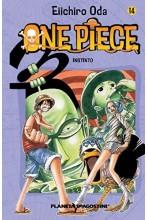 ONE PIECE #14: INSTINTO