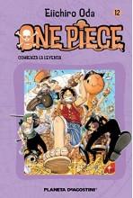 ONE PIECE #12: COMIENZA LA LEYENDA