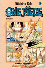 ONE PIECE #09: LÁGRIMAS