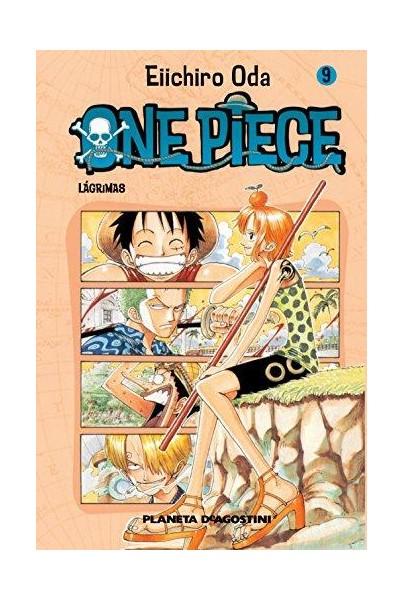 ONE PIECE #09: LÁGRIMAS
