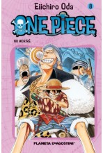 ONE PIECE #08: NO MORIRÉ