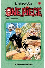 ONE PIECE #07: VIEJO ASQUEROSO