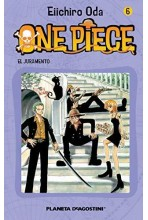 ONE PIECE #06: EL JURAMENTO