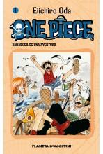 ONE PIECE #01: AMANECER DE UNA AVENTURA