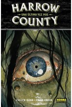 HARROW COUNTY 8. UNA ULTIMA VEZ MAS