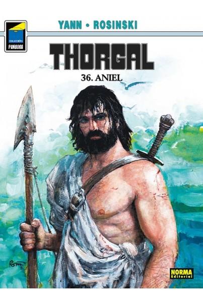 THORGAL #36: ANIEL (RÚSTICA)