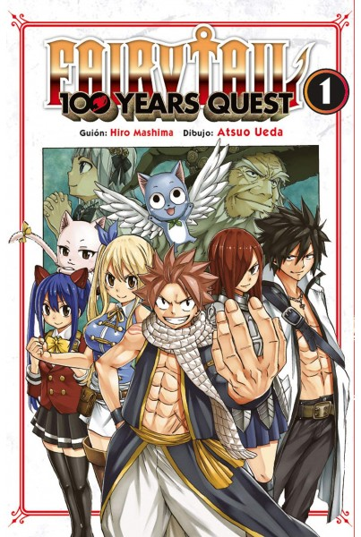 FAIRY TAIL 100 YEARS QUEST #01