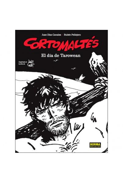 CORTO MALTÉS: EL DÍA DE TAROWEAN B/N