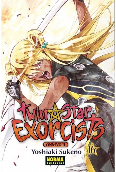 TWIN STAR EXORCISTS: ONMYOUJI #16