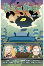 RICK Y MORTY #08
