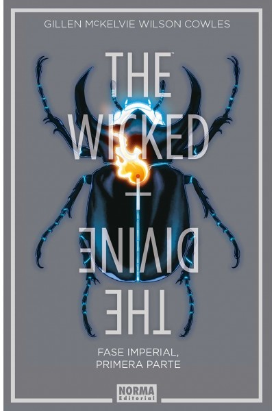 THE WICKED + THE DIVINE #05: FASE IMPERIAL, PRIMERA PARTE