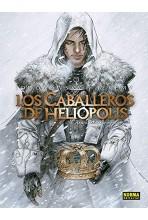 LOS CABALLEROS DE HELIÓPOLIS 2. ALBEDO, LA OBRA EN
