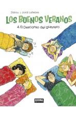 LOS BUENOS VERANOS 4.EL DESCANSO DEL GUERRERO